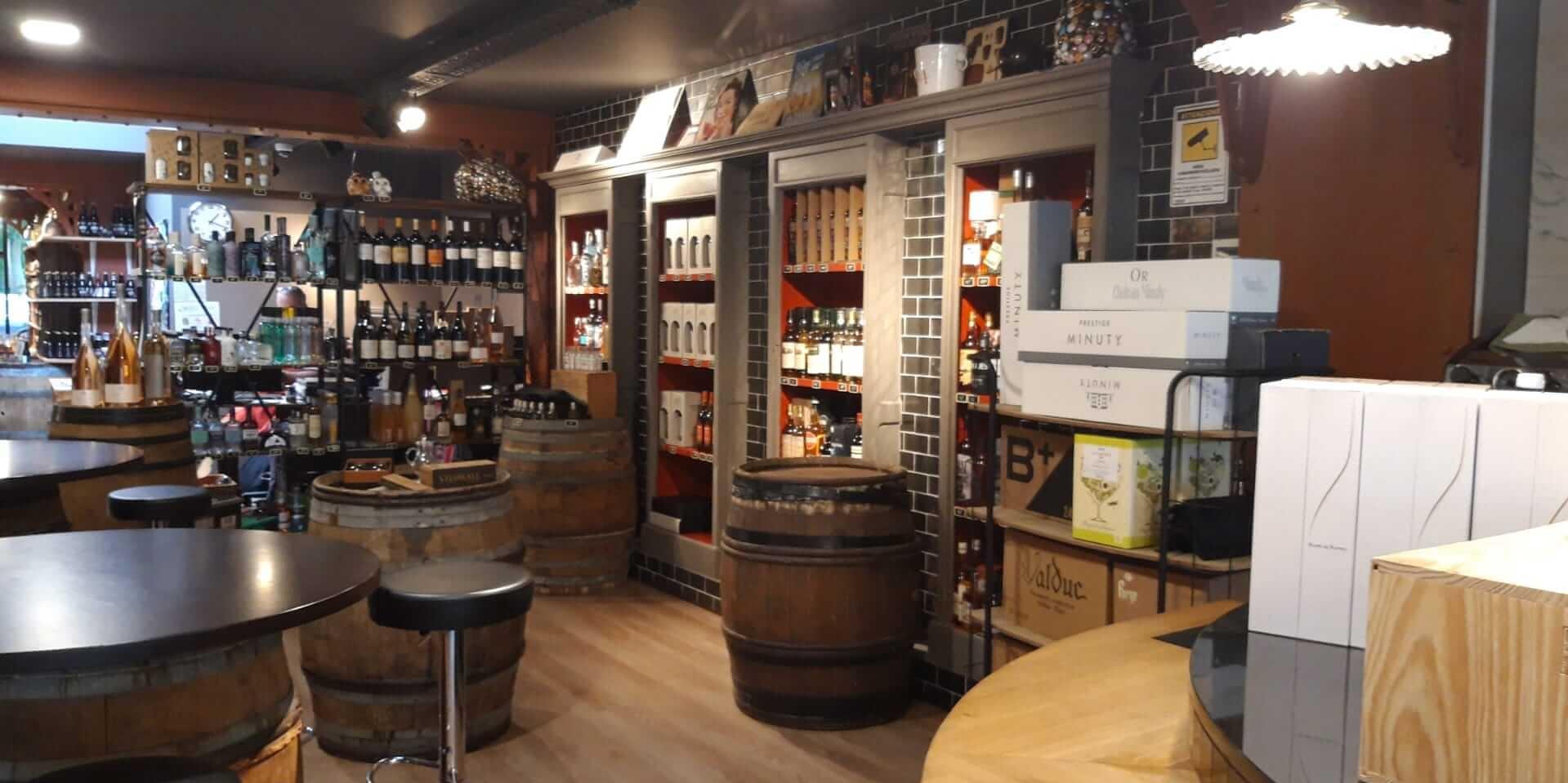 Contactez Scouf magasin de vins et spiritueux