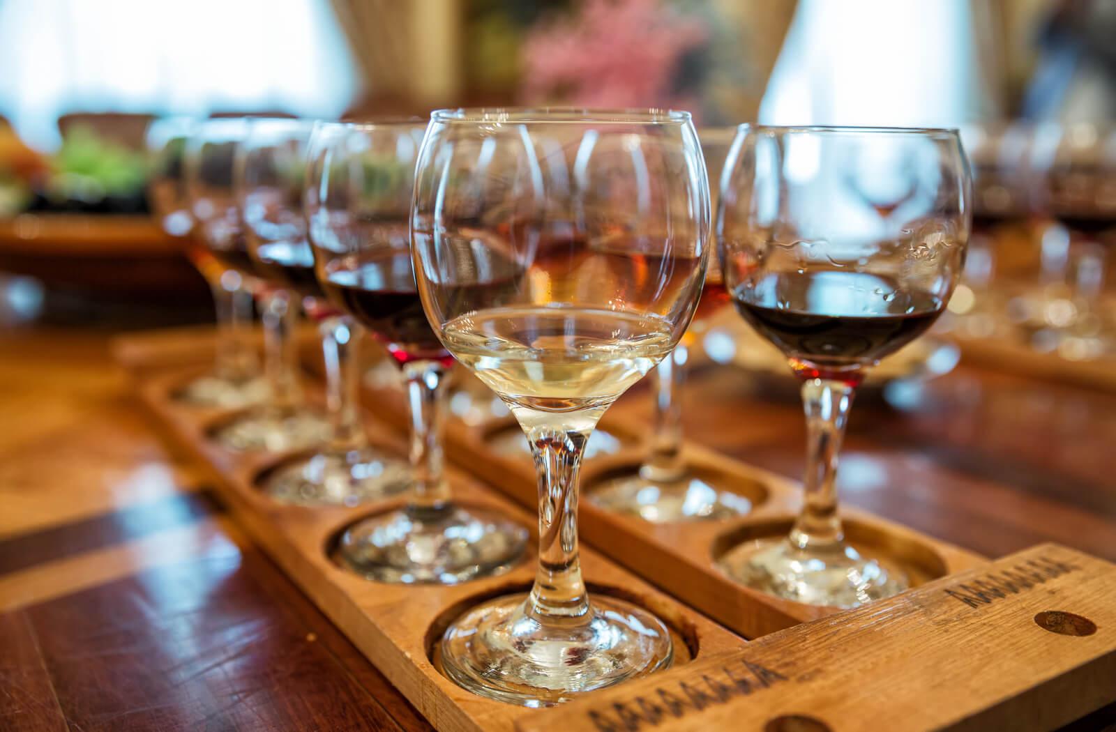 Scouf dégustation de vin à Waterloo
