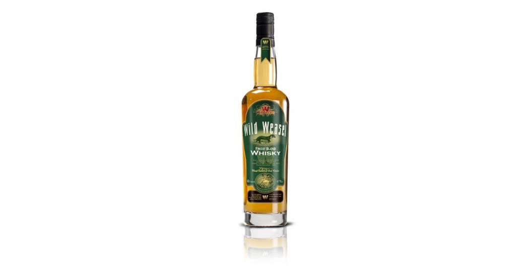 Les notes de noisettes et arômes fruités font de Wild Weasel un whisky blend agréable et équilibré.